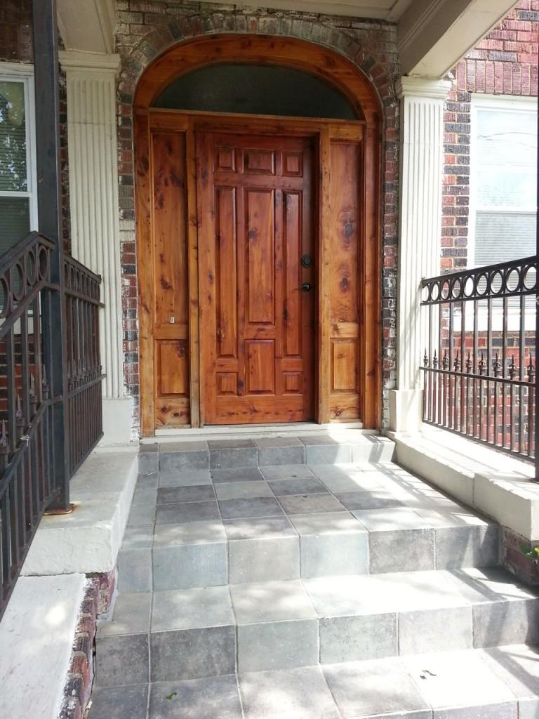 Garrow Main Entrance